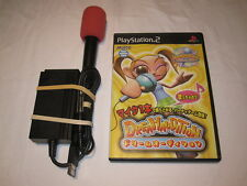 Dream Audition with Microphone (Playstation PS2, Japan Import) Complete Exc!