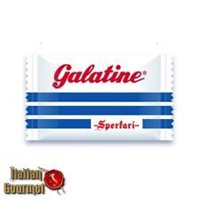 Sperlari Süßigkeiten Galatine mit Milch Geschmack italien Bonbon Lollies 2500g