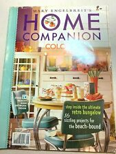 Mary Engelbreit's HOME COMPANION August/September 2002 Good Condition