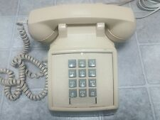 RETRO Telephone Western Electric Bell System AT&T Touchtone Vintage 70's 500