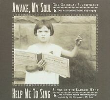 AWAKE MY SOUL - Awake My Soul help Me To Sing - 2 CD - Songs Of The Sacred Harp