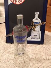 Absolut killer Bar Display Bottle 20 Inch Tall