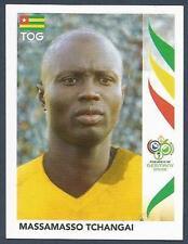 PANINI FIFA WORLD CUP-GERMANY 2006- #520-TOGO-MASSAMASSO TCHANGAI