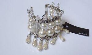 MIMCO Jewellery Revolution Pearl Wrist/ Bracelet BNWT