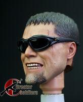 "1/6 Hot Black Sun Glasses for 12"" Action figure Toys"