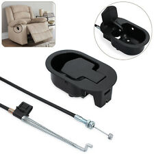 For Couch Chair Lounge Sofa Cable Handle Replacement Recliner Release 90MM