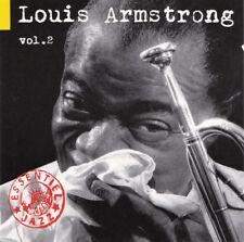 CD Louis Armstrong Vol 2