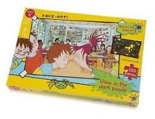 Paul Lamond Horrid Henry Face off Glow in The Dark 100 Piece Jigsaw Puzzle