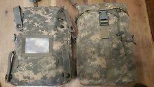 Sustainment Pouch Set of 2  ACU Molle 2 USGI