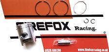 Honda SFX50 SFX 50 X8R 40.00mm Bore Mitaka Racing Piston Kit (OVERSIZE)