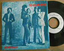 FRENCH SP THE ROLLING STONES Brown Sugar / Bitch  1984