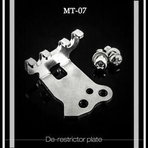 For YAMAHA MT-07 FZ-07 XSR700 2014-2020 19 18 De-Restrictor Plate Throttle Body
