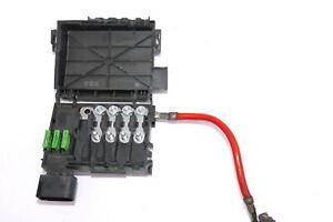 VW Golf 4 Bora A3 Scatola Dei Fusibili Scatola Valvole Copertura Batteria 4-Fach