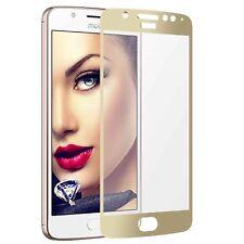 Pellicola salvaschermo di vetro per Motorola Moto E4 Plus (5.5'') - oro