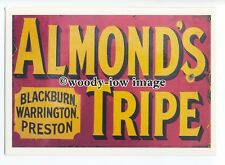 ad0491 - Almonds Tripe - Bancroft Mill Engine Trust -  Modern Advert Postcard