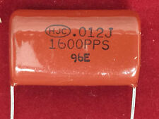 #715P Orange Drop Cap Lot of 5 .0047uf 1600V 5/% 4700pF 1.6kv