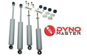 """Shock Kit for 02 - 08 Dodge Ram 1500 w/ Drop Spindles and Shackles 2"""" / 1-2"""" 2WD"""