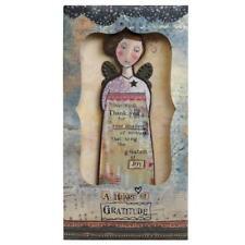Kelly Rae Roberts 1002720254 Thankful Heart Angel Ornament Card