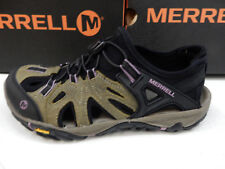 MERRELL WOMENS SANDALS ALL OUT BLAZE SIEVE STUCCO SIZE 9