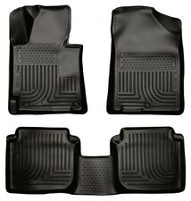 For 2011-2013 Hundai Elantra Husky WeatherBeater Front & 2nd Row Floor Liners
