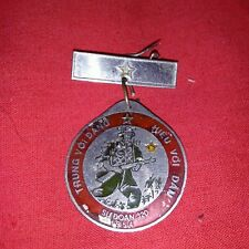 1st Indochina war medal/Badge 320th Division Communists'1954 victory