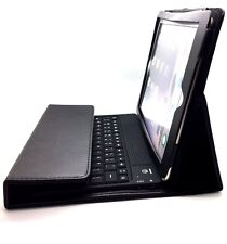 Integrated Bluetooth Keyboard Folio Stand Case Cover Pouch Apple iPad Air -Black