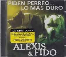 CD - Alexis & Fido NEW Piden Perreo Lo Mas Duro El NUEVO FAST SHIPPING !
