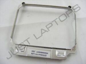 Dell Latitude D420 D430 Zif Rigida Drisk Drive Metallo Montaggio Cornice Caddy