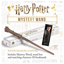 """Harry Potter 12""""  Mystery Wand Collect All 9 Mystery Wands"""