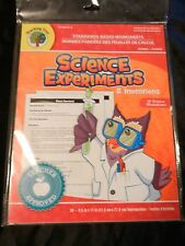 Teachers Homeschool Grade 4 5 6 Science Experiments and Inventions Worksheets