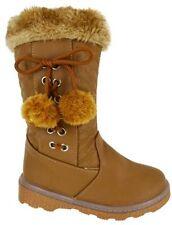 Chaussures marrons pour fille de 2 à 16 ans pointure 30