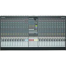 Allen & Heath GL2400-32 Professional Doppelfunktion Audiomixer