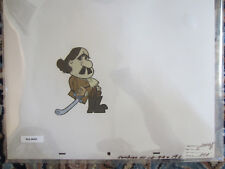 Walt Disney Wonderful World of Color A Salute to Alaska Production Animation cel