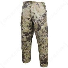 MANDRA Tan Camo US ACU Trousers - All Sizes - US Army Military Cargo Pants