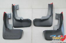 2019-2020 Dodge Ram 1500 DT Front and Rear Black Molded Splash Guard Mopar OEM