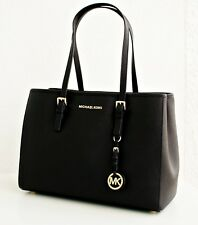 Michael Kors Tasche/Bag Jet Set Travel LG Tote EW Black, 30T3GTVT7L NEU
