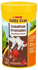 Sera Goldy Gran Granulated food for bigger goldfish and other coldwater fish
