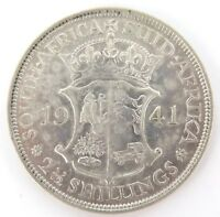 .NICE GRADE 1941 SOUTH AFRICA   2 1/2 SHILLINGS.
