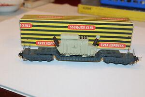 Trix Express 20/121 T Tiefladewagen mit Trafo Siemens - Top + OVP