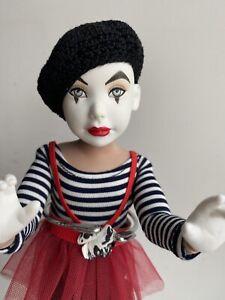 "Denis Bastien dolls Leeann French Mim 11"""