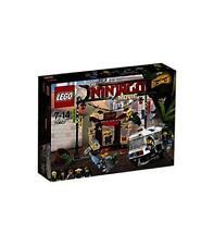 Minifiguras de LEGO, Ninjago sin anuncio de conjunto