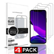 Real Tempered Glass Screen Protector Premium For iPhone 11 XSmax/XR/XS/X/8/7/6/5