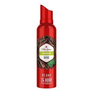 Old Spice Timber No Gas Deodorant Body Spray for Men 140 ml