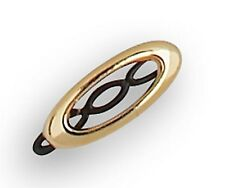American Girl Rebecca's Meet Barrette Gold NIP Accessories Fast Shipping