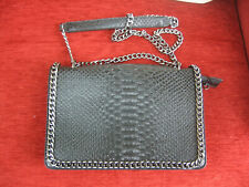 MOCK CROC HANDBAG - UNBRANDED - NEW WITHOUT TAGS