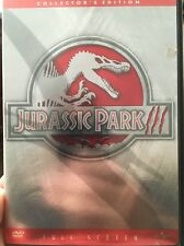 Jurassic Park Iii (Dvd, Full Screen Collector's Edition)