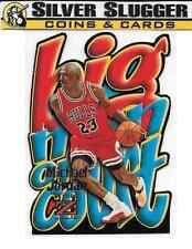 1996-97 Skybox Z Force Michael Jordan Big Men on Court #4 Rare!