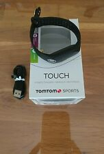 tomtom fitness watch with body composition