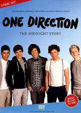 One Direction: The Midnight Story (DVD, 2013, 2-Disc Set) ALL Regions
