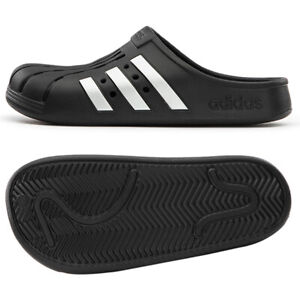 Adidas Adilette Clog Men's Water Shoes Black FY8969